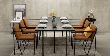 Metal Chairs Decoration Ideas