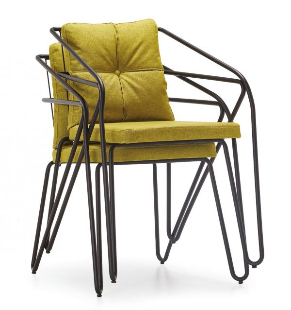 DCS-104-Metal-Armchair-With-Cushion-1