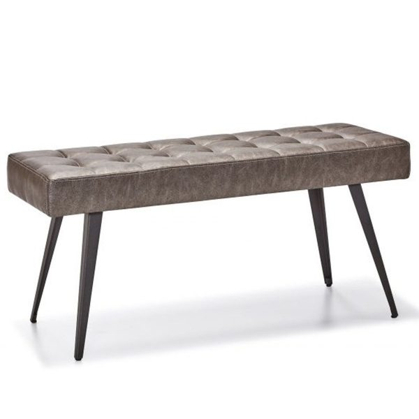 DCS-108P-Metal-Upholstered-Bench-1