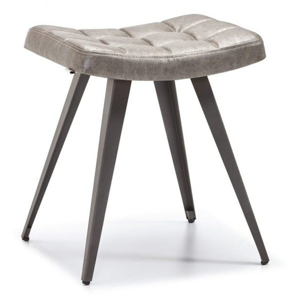 DCS-108T-Metal-Upholstered-Stool-1