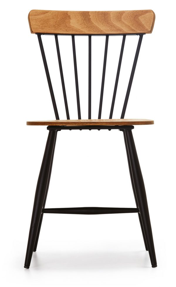 DCS-109-Metal-Dining-Chair-With-Wooden-Seat-3