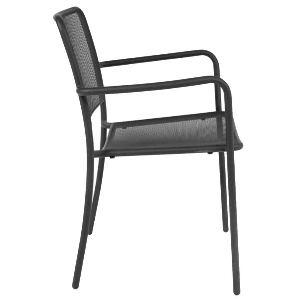 NEO-205-Mesh-Metal-Stackable-Dining-Chair-3