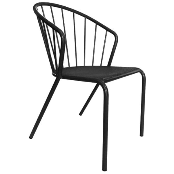 NEO-214-Wrought-Iron-Cafe-Chair-4