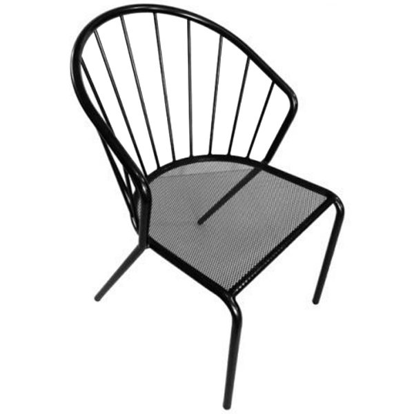 NEO-214-Wrought-Iron-Cafe-Chair-5
