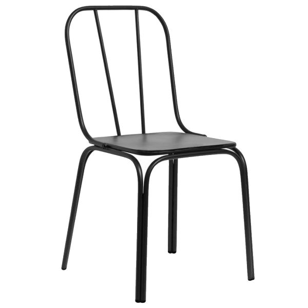 NEO-226-Wrought-Iron-Sheet-Metal-Dining-Chairs-2