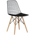 NEO-231-1-Metal-Wire-Chair-Wooden-Leg-1