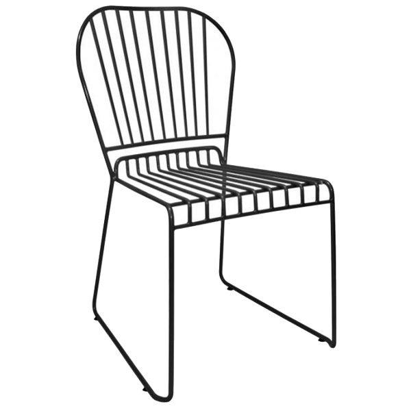 NEO-334-Wrought-Iron-Patio-Contract-Chair-1