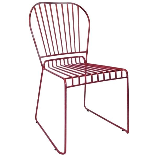 NEO-334-Wrought-Iron-Patio-Contract-Chair-3