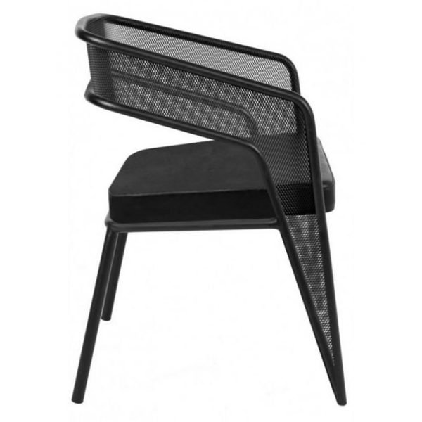 NEO-390-Metal-Dining-Chair-With-Arm-1