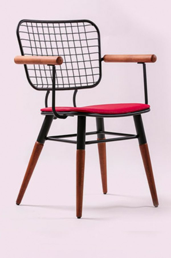 SIZ-MNTR-Metal-Wire-Dining-Armchair-1