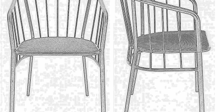 The Place of Metal in Furniture Design