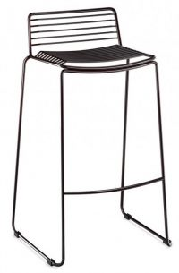 Metal Wooden Bar Stool Neo 430