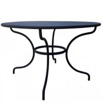 NEO-271-Round-Metal-Dining-Table-1