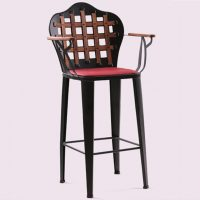 SIZ-KREB-Wooden-Back-Metal-Bar-Stool-1
