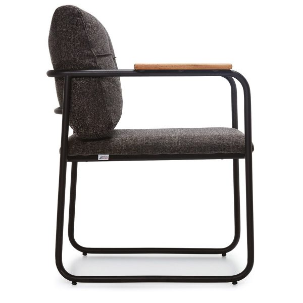 DCS-117 Metal Frame Upholstered Chair-5