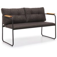 DCS-117T Metal Frame Upholstered Sofa