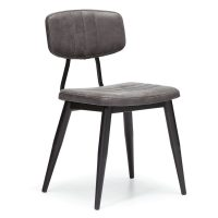 DCS-124 Upholstered Modern Dining Chair