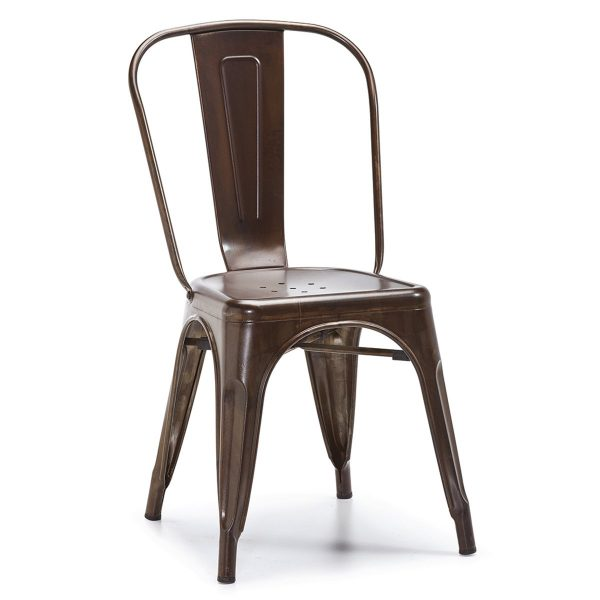 DCS-126 Tolix Metal Chair-2