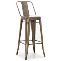 DCS-126BS Tolix Bar Stool