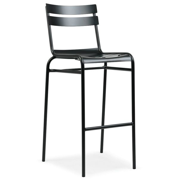 DCS-127B Metal Industrial Bar Stool