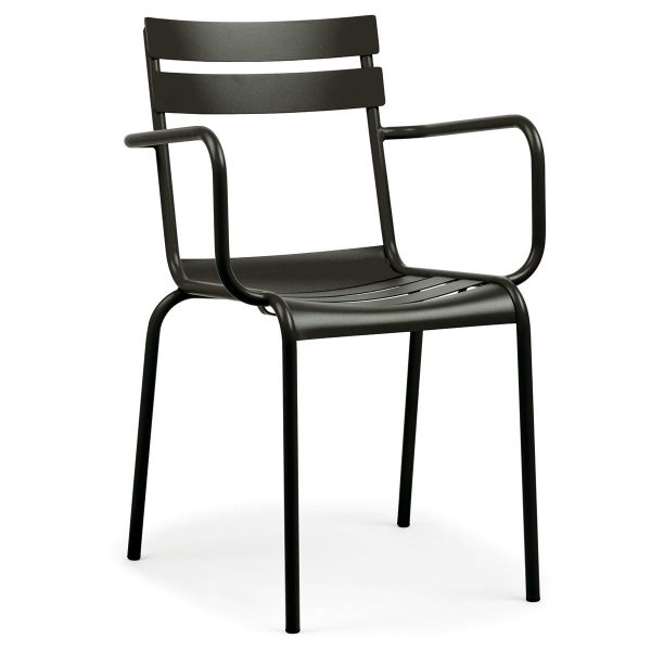 DCS-127K Fast Food Restaurant Metal Chair-8