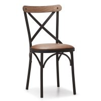 DCS-137 Metal Thonet Chair
